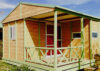 camping chalet herault