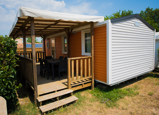 mobil home confort 29m2(3ch)7